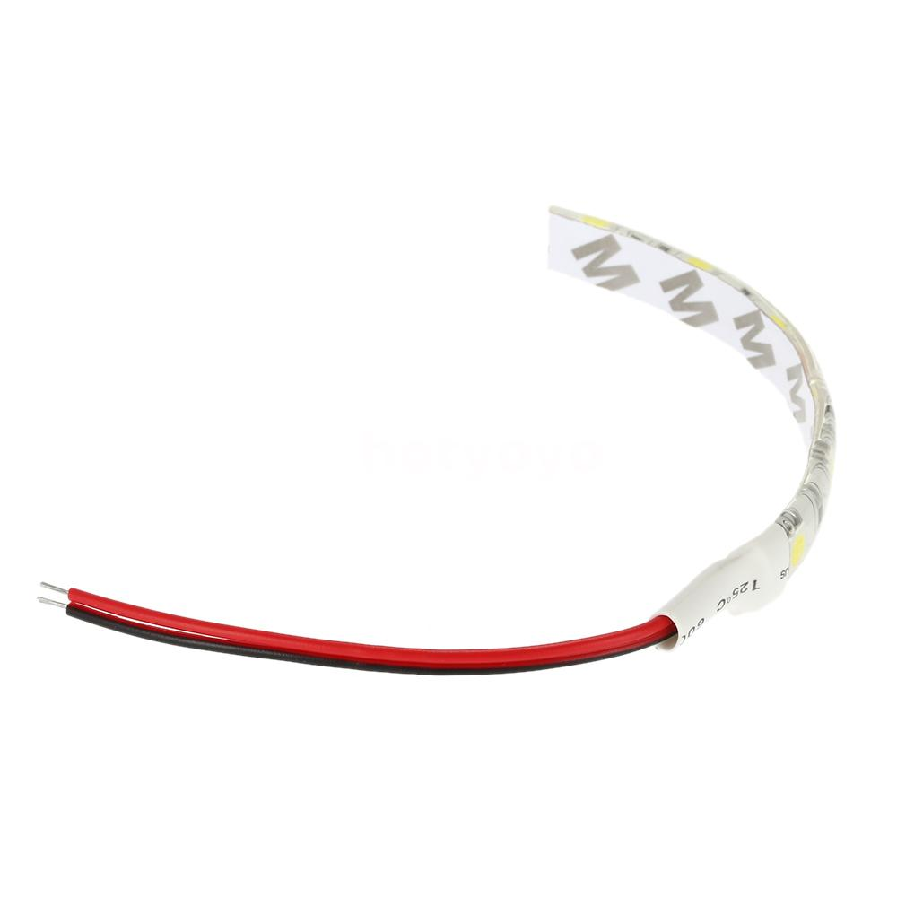 6LEDS 5050 Car Flexible Strip Light Good Sticker Tape